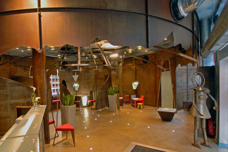 Agencement Orpi Selestat - Design Nolimites made in Elsass